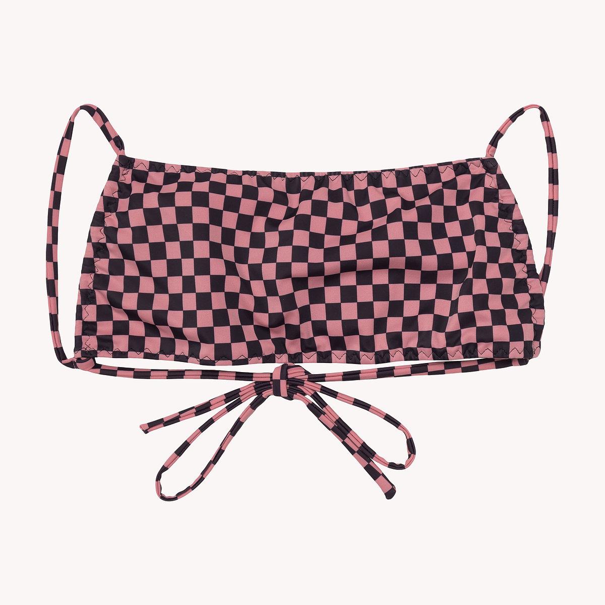 Pre-Order: String Bandeau Bikini Top