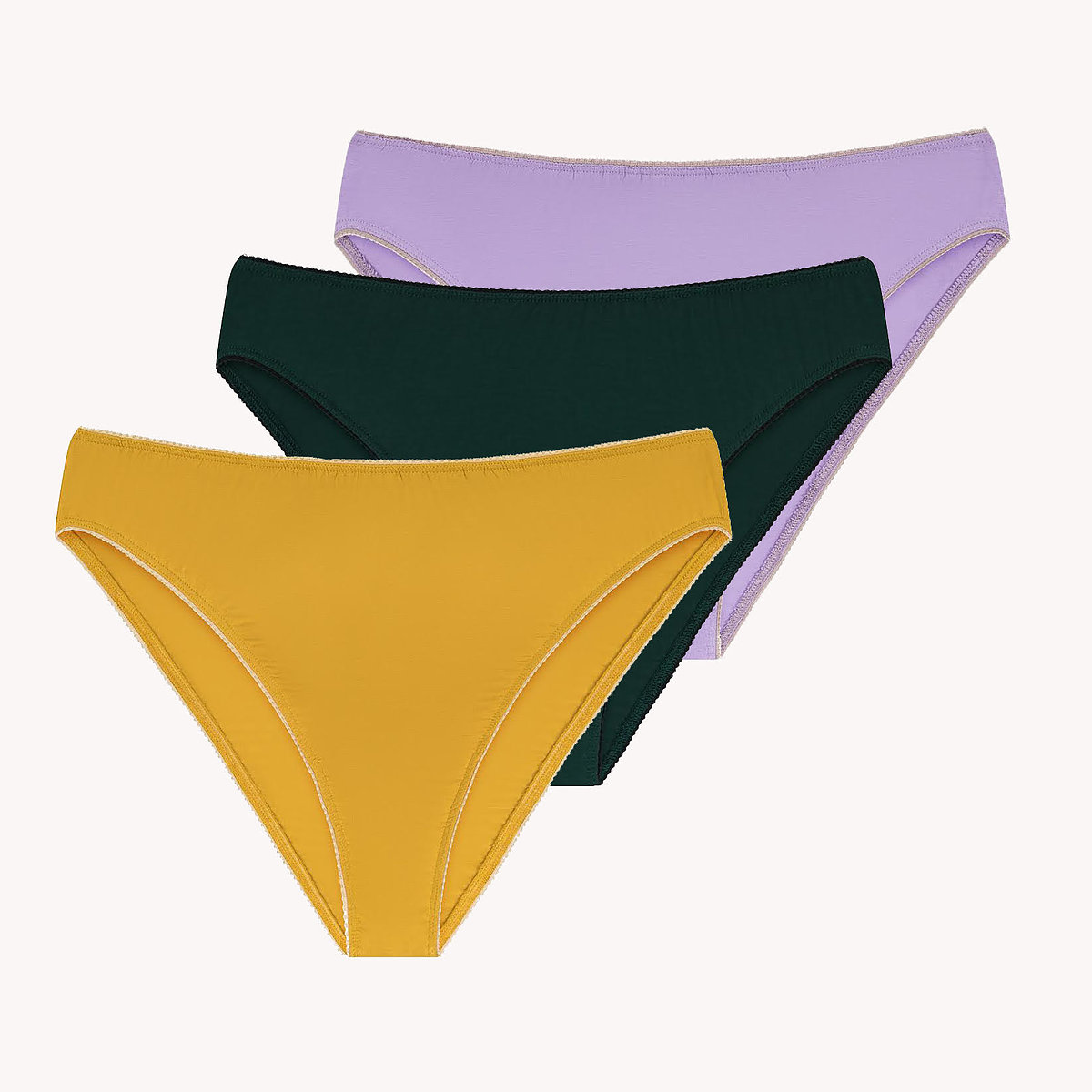 High Cut Undies Trio Pack